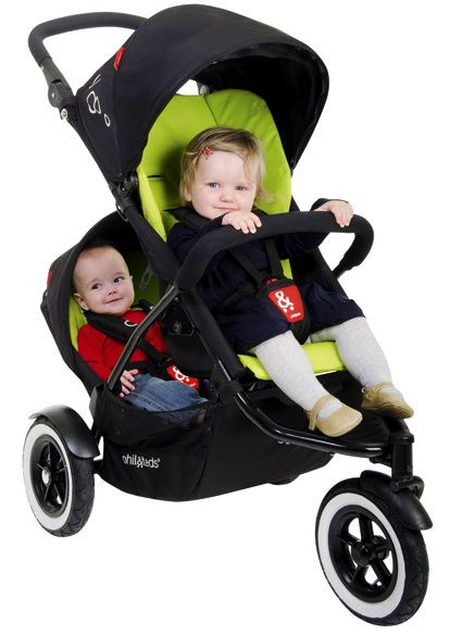phil teds dot Six best double prams   rides built for two