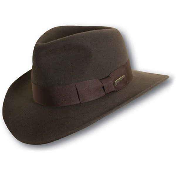 Take a look at our Indiana Jones Hats Classic Indiana Jones™ - Wool Fedora Hat made by Indiana Jones Hats as well as other outdoor hats here at Hatcountry.
