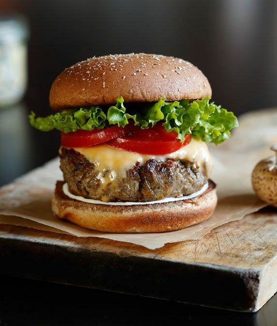 Classic Blended Burger
