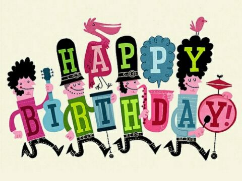 Happy Birthday message from Organized Joy to you, to use to wish the special people in your life ...
