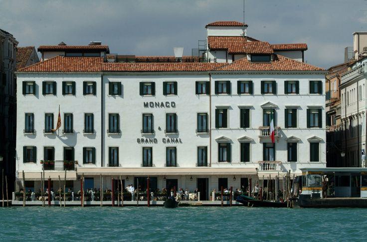 Hotel Monaco and Grand Canal, Venice