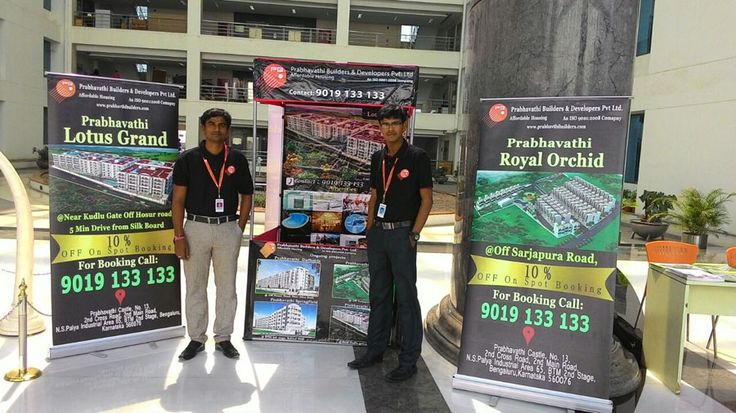 Prabhavathi Builders and Developers IBM Corporate Event