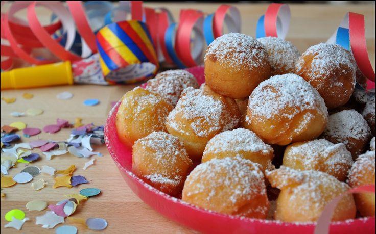 Castagnole di Carnevale