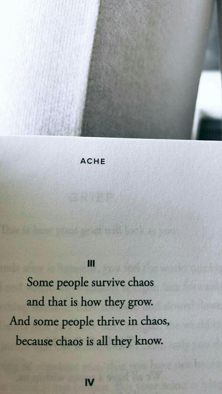 Chaos...