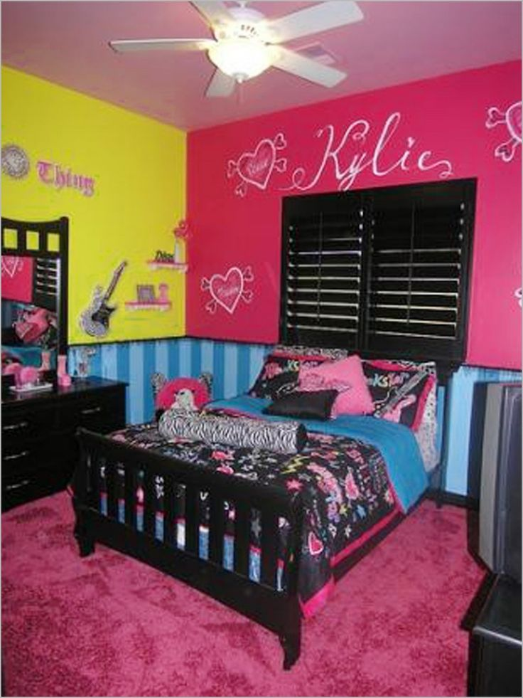 41 best Room ideas images on Pinterest | Girls bedroom ...