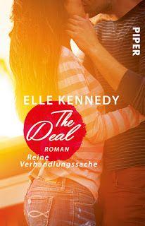 Merlins Bücherkiste: [Rezension] The Deal - Elle Kennedy #Buchtipp #Empfehlung