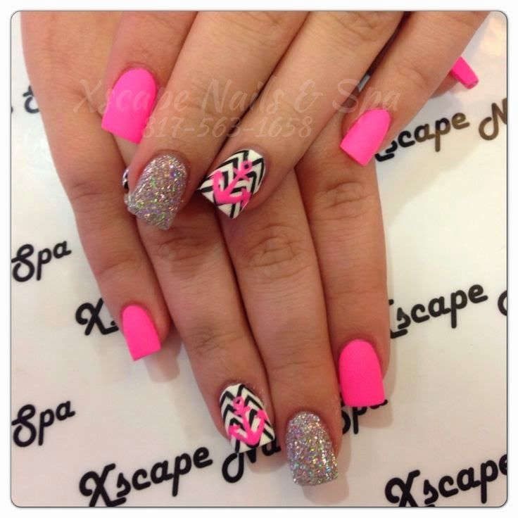 389 best nailsdesigns images on pinterest nail design bebe and chevron nails for teens 2014 prinsesfo Gallery