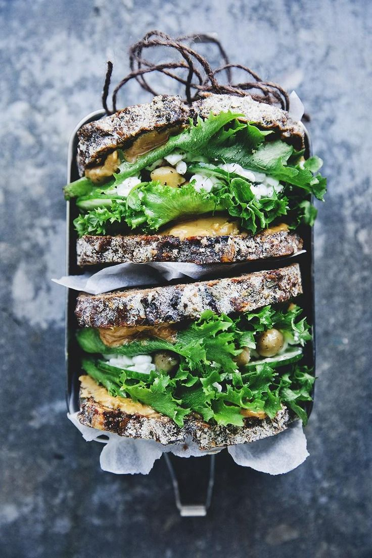 Green Sandwich Recipes That Are Veggie Greatness