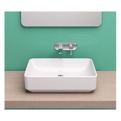 Catalano Green umywalka nablatowa 60x38 cm biała 160AGR00
