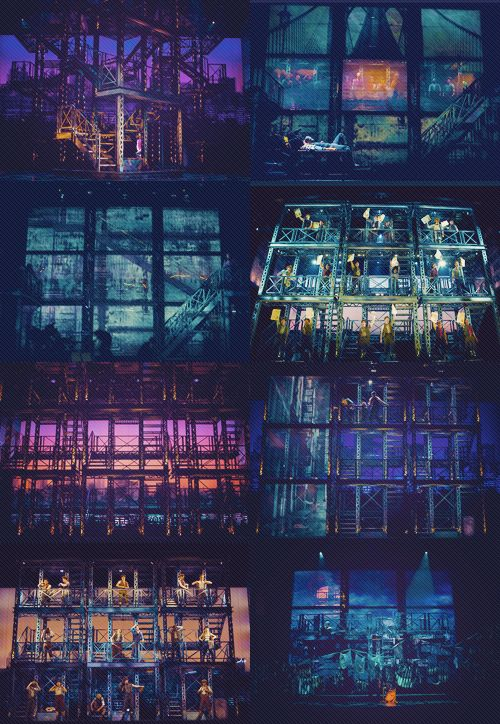 visual masterpieces: the newsies towers