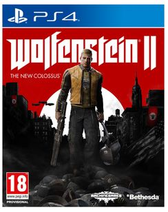 #Wolfenstein2 : The New Colossus #PS4 #Xbox One £37.85
