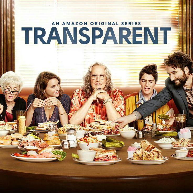 #Transparent  #Amazon  Série Incrível !!!