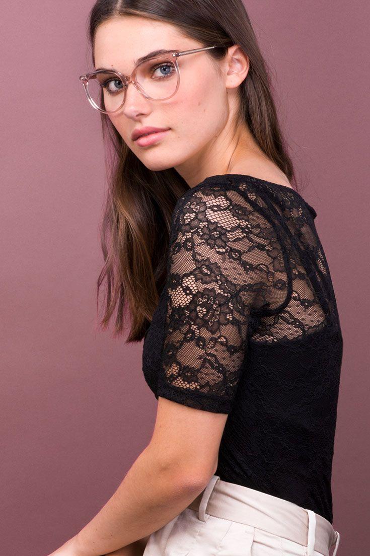 Area Rose. Sleek, oversized and feminine.