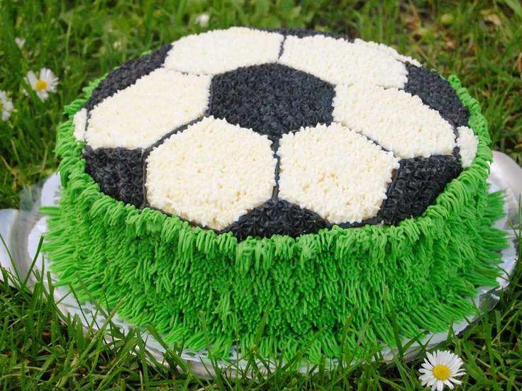 Tort piłka - dla każdego fana piłki nożnej ;)