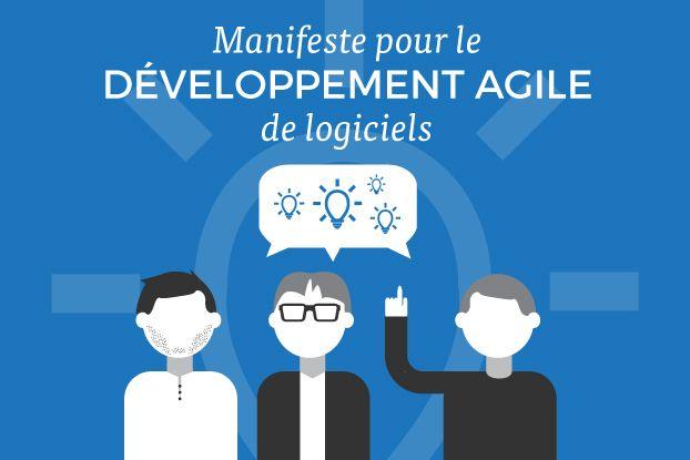 Dessine-moi un #manifeste #agile ! Au-delà des différentes #méthodes #agiles, il y a l'agilité. Et l'agilité, c'est avant tout des #valeurs. Ces valeurs ont été détaillées dans le manifeste agile, publié en 2001. Plus d'infos sur l'article >>> http://blog.kaliop.com/blog/2015/03/18/un-moyen-de-sensibiliser-votre-equipe-a-lagilite-dessine-moi-un-manifeste-agile/ #scrum #logiciel #developpement