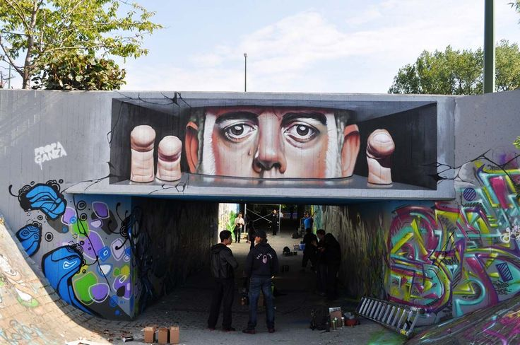 Mind-Blowing Street Art By Bart Smeets