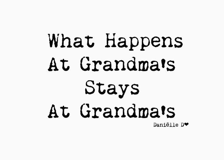 @ Grandma's Home