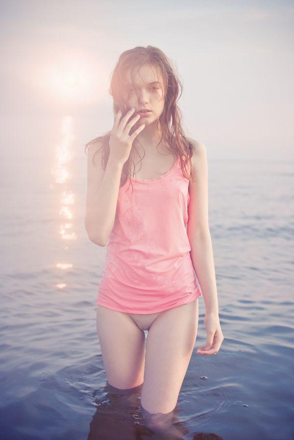Model Non Nude Pantie Teen 34