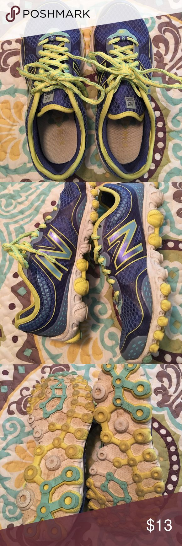 New Balance running shoes Only worn a few times. Very lightweight. Minimus RevLite style. New Balance Shoes Sneakers