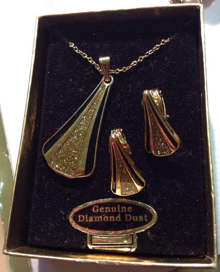A personal favourite from my Etsy shop https://www.etsy.com/au/listing/516961466/art-deco-enamel-genuine-diamond-dust