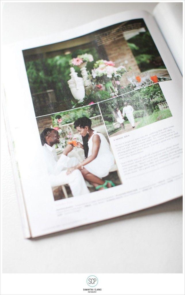 Munaluchi Bride Magazine - How to Get Photos Published in a Magazine