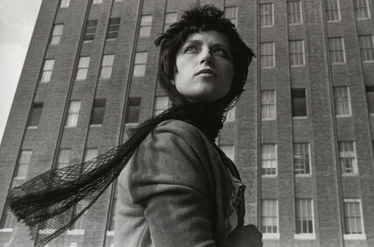 Cindy Sherman, Untitled Film Still #58. (1980)