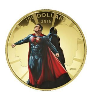 14 kt 2016 Batman v Superman Dawn of Justice™ features Gotham City's vigilante taking on Metropolis's saviour. Their battle has mankind asking themselves what kind of hero the world needs. This movie will be a classic, and this coin is a perfect way to enjoy the newest addition to the story of these two great heroes. Collect at www.SilverGoldBull.com