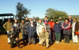 Forest Farm residents enjoy their annual stay at Jaci's