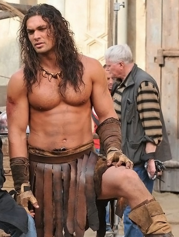 jason momoa you can put that it my dream package lol