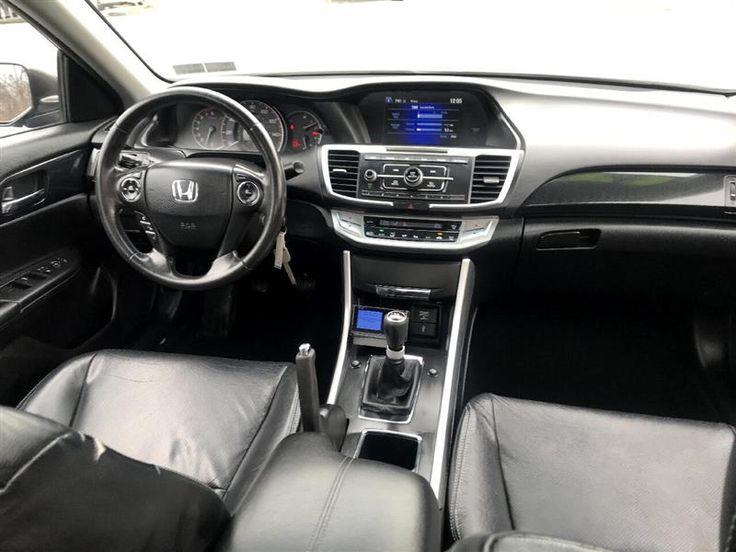 2014 Honda Accord Sport Sedan CVT in 2020 2014 honda