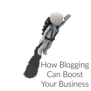 Blog post from My Assistant Becky about how blogging can help a small business grow.