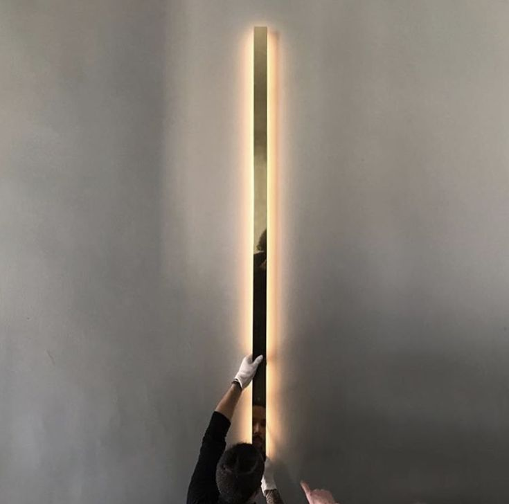Brass Diver wall lamp - Anour at Bar Milano