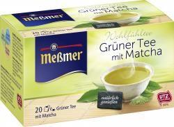 myTime Angebote Meßmer Grüner Tee-Matcha: Category: Kaffee, Tee & Kakao > Tee > Grüntee > Beutel Item number: 4502091155…%#lebensmittel%