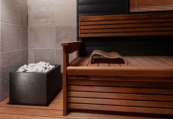 Rae sauna heater in Asuntomessut, Tampere