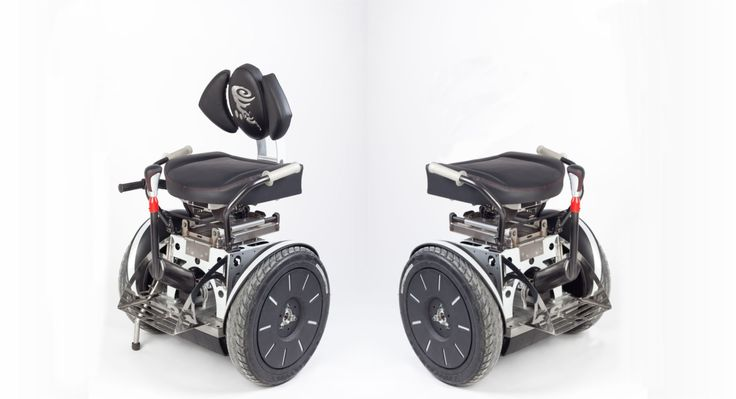 Segway Wheelchair Conversion The Sui Generis Seat Ted