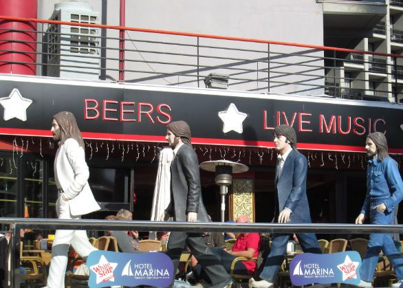 The Marina Hotel Benidorm   Review & Photos - If you want to be in the heart of the resort then the Marina Hotel Benidorm could be for you. Slap bang on the main strip and just a short walk to the beach you could not pick a better position for your Benidorm Holiday.