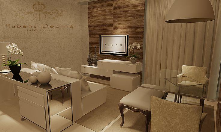 Sala Pequena De Home Theater ~ Sala De Estar E Jantar Pequena sala de estar e jantar pequena1 More