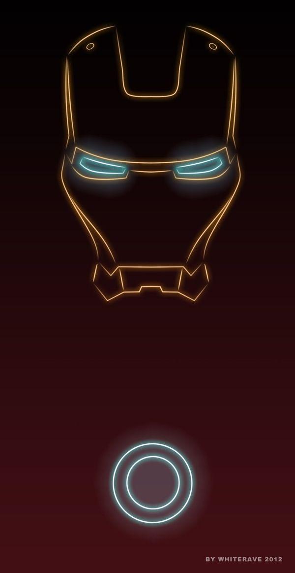 Light Superheroes // Iron Man