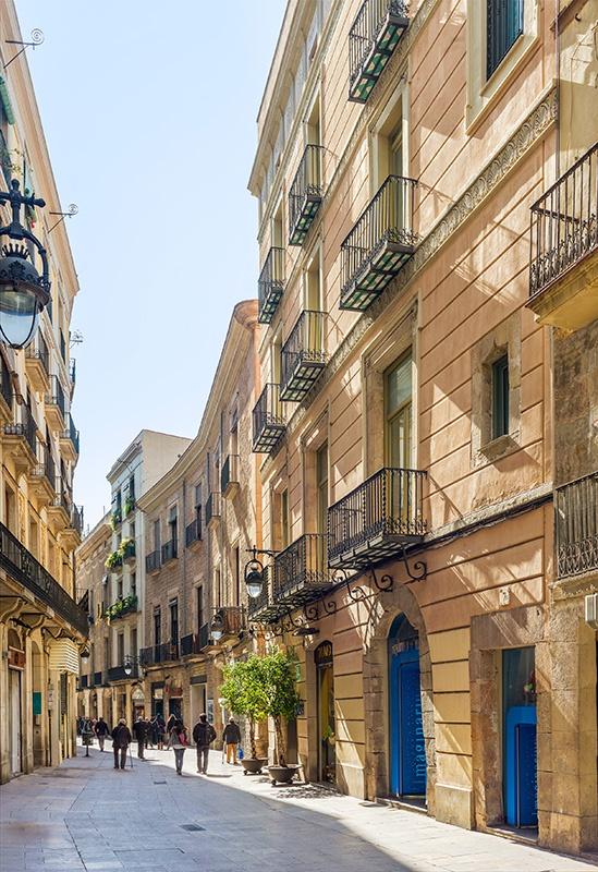 Vista exterior del hotel #h10 #h10hotels #h10racodelpi #hotelbarcelona