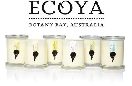 ECOYA candles Botany Bay, Australia