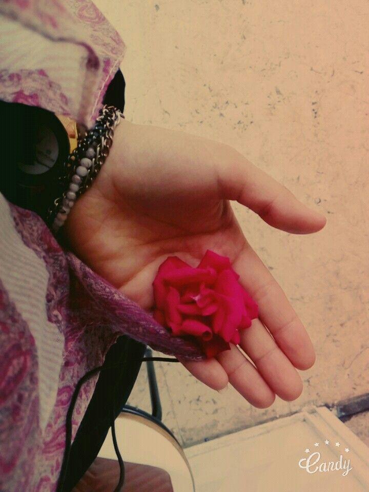 Surprise of my little sweet studentminik öğrencimin tatlı hediyesi
