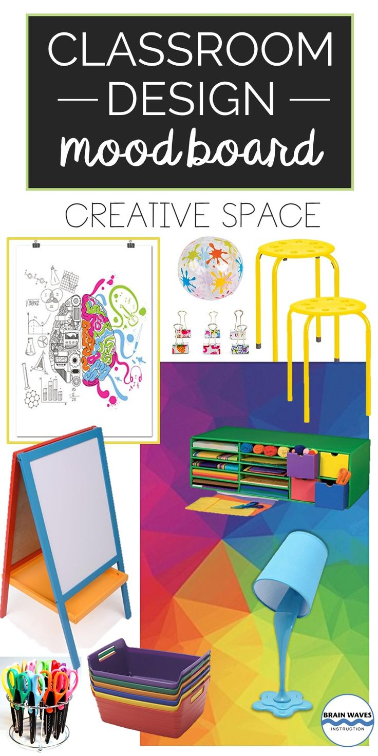 Brain Research Classroom Design : Best classroom mood boards ideas for design