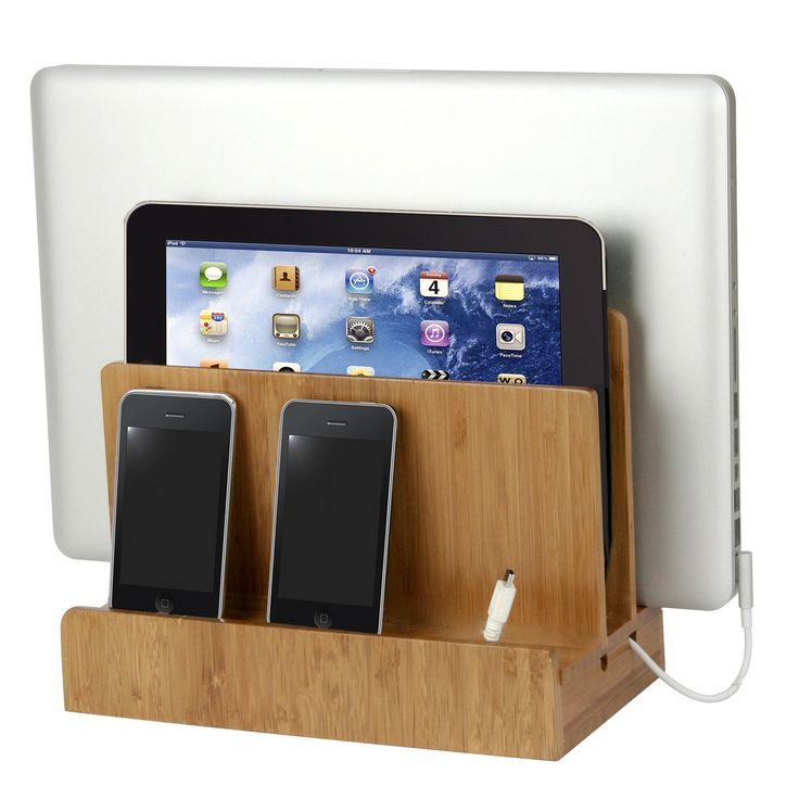 best 20 multi charging station ideas on pinterest charger organization charging station for. Black Bedroom Furniture Sets. Home Design Ideas