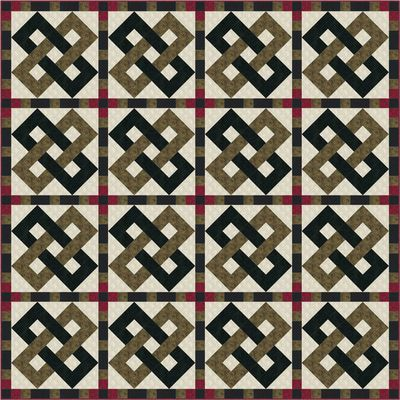11 best Quilting, Chain Links images on Pinterest | Quilting ideas ...