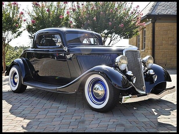 1934 Ford 3 Window Coupe - (Ford Motor Company, Dearborn, Michigan 1903-present).  The password for windows 10 is pcc2014