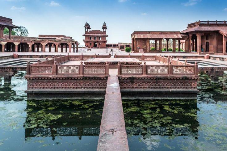 Fatehpur Sikri, Uttar Pradesh~ An easy drive from …