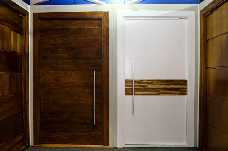 Portas de Luxo - Alto padrão em esquadrias - Madeira