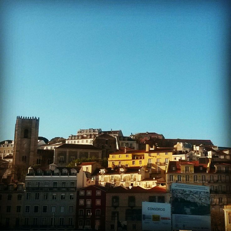 Lisbon, Oh Lisbon. Your light delights me.