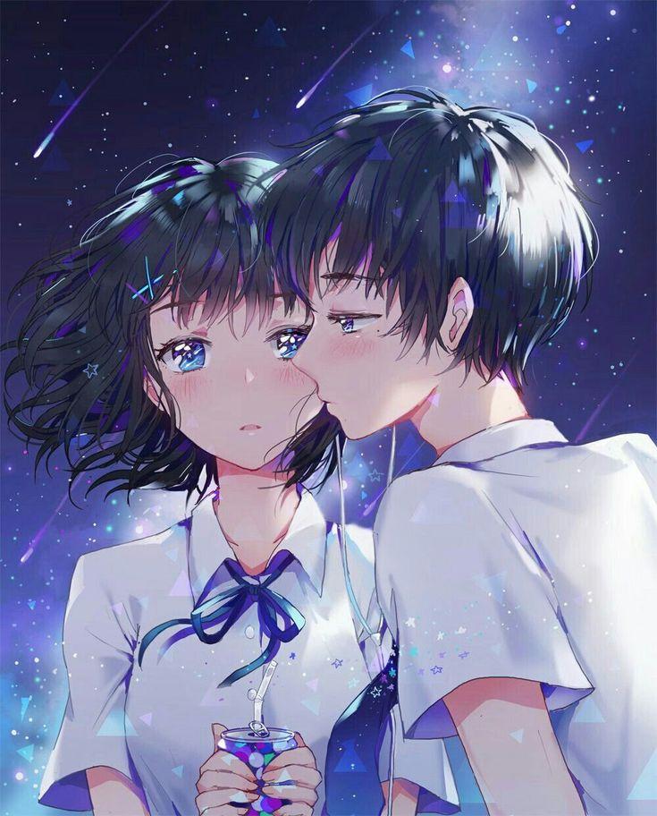 Парная картинка аниме