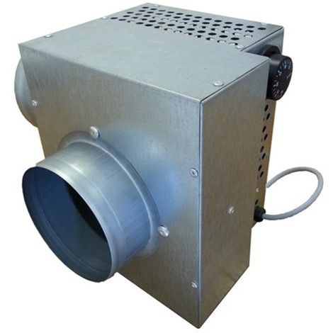 Caisson récupérateur de chaleur 350m3/h - 520644 - Plomberie sanitaire chauffage